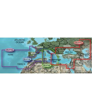 Garmin Bluechart G2 Vision HD micro SD card large