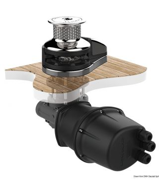 Guindeau VX3 GD bas/haut 24V 1500W 10mm bout 12-16mm