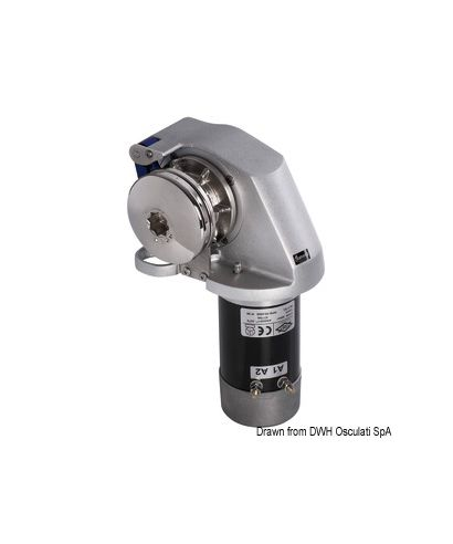 Treuil Italwinch Obi 700W 12V sans cloche barbotin 8mm