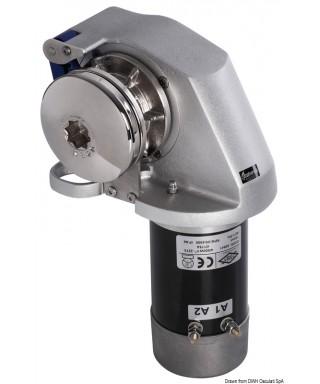 Treuil Italwinch Obi 1500W 12V avec cloche barbotin 8mm
