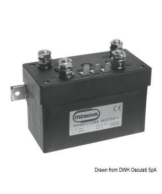 Inverseur pour moteurs bipolaires 130A 24V