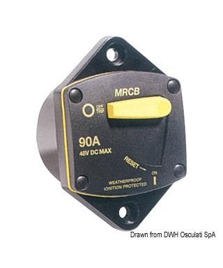Coupe-circuit à encastrer 150A pour guindeaux et hélices