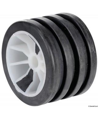 Rouleau latéral diamètre 110mm Longueur 76mm trou 14,5mm