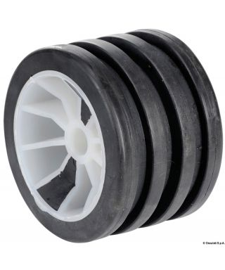 Rouleau latéral diamètre 105mm Longueur 76mm trou 14,5mm