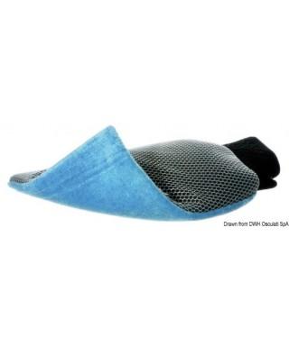 Gant de nettoyage Yachticon côté microfibre et côté éponge