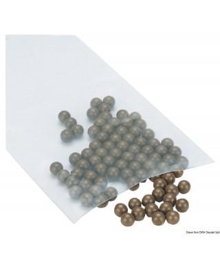 100 Sphères en Torlon 3 diamètre 9,5mm