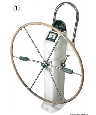 Barre pliable compacte LEWMAR 101 cm