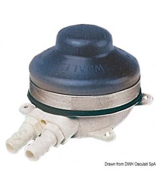 Pompe à pédale Whale Baby Foot MK2 à aspiration automatique