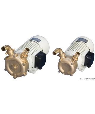 Pompe fond de cale bronze professionelle 75 L/min