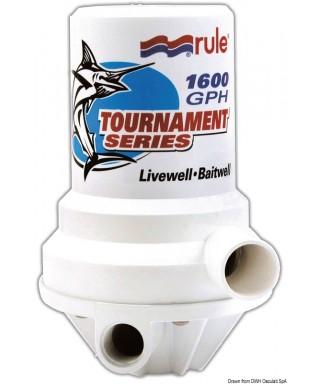 Pompe centrifuge Rule Dual Port Débit 100 L/m