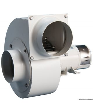 Ventilateur centrifuge 24V 550W 28A Rotation RD Débit 37 m3/min