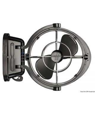 Ventilateur Caframo Sirocco noir 12/24V 3 vitesses avec Timer