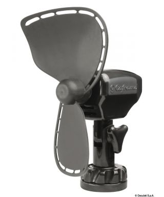 Ventilateur Caframo Ultimate noir 12V 2 vitesses