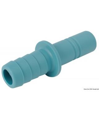 Raccord cylindrique droit pour tuyau flexible 16 mm