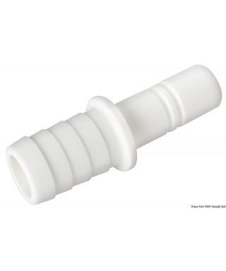 Raccord cylindrique droit pour tuyau flexible 20 mm
