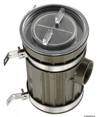"""Filtre eau de refroidissement Débit 200L/min PLUS Aquanet 1"""" 1/2"""