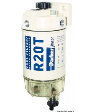 Séparateur eau-carburant RACOR 114 L/h