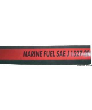 Tuyau lisse pour carburant classe A1 38 x 52 mm