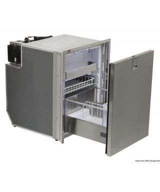 Réfrigérateur ISOTHERM DR85 inox 12/24V 85L