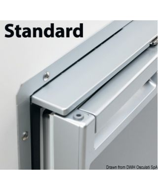 Châssis réfrigérateur Waeco Coolmatic CR50S Inox