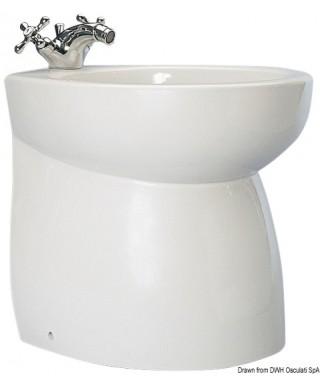 Bidet ceramique SILENT haut arrondi