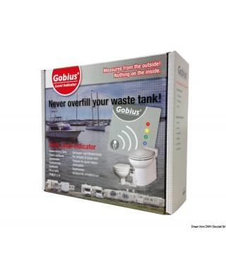 Système de mesure 4 Niveaux Gobius 4 Water/Fuel