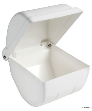 Distributeur de papier hygiénique ABS blanc