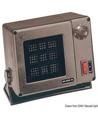 Radiateur électrique air comprimé 12V 300W