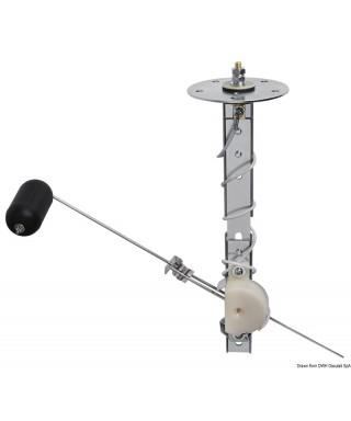 Flotteur universal 10/180 Ohm pour réservoirs 130/660mm