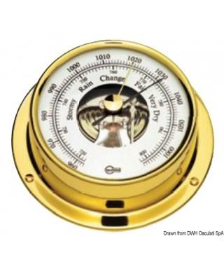 Barometer poli Barigo Tempo S diamètre 70mm