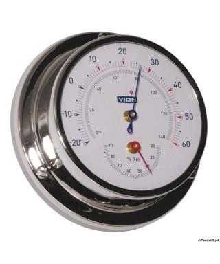 Hygrométre/Thermométre Vion A 80 MIC CHR diamètre 80mm