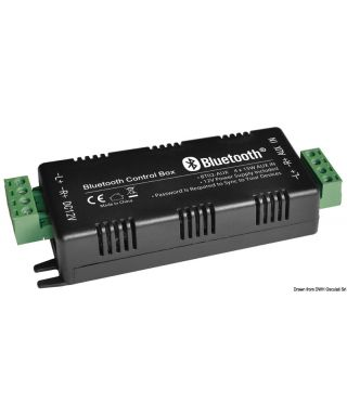 Bluetooth amplifier 4 channels W RMS 4x30 122x42x28mm