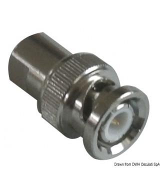 Adaptateur Glomex FME mâle / BNC mâle RA355