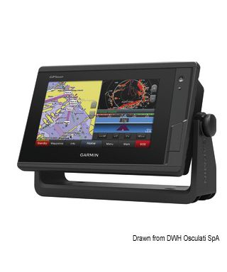 Chartplotter Garmin GPSMap 722xs Plus écran 7 pouces