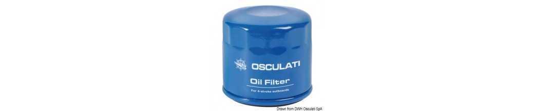 Filtres huile pour hors-bord 4 temps