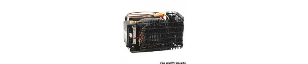 Kit Unité réfrigérante ISOTHERM ITC + évaporateur ventilé