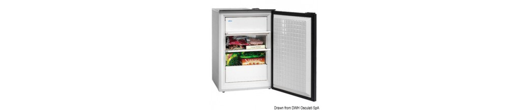 Congélateur ISOTHERM Cruise 90 Classic et Cruise 90 Inox