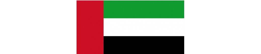 Pavillon Émirats Arabes