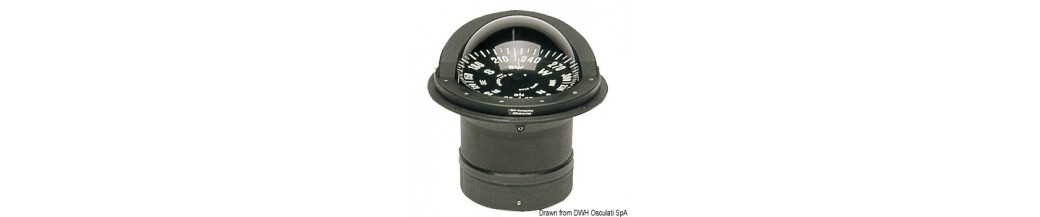 Compas Riviera de 6'' 150 mm