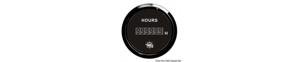 Compte-heures numérique