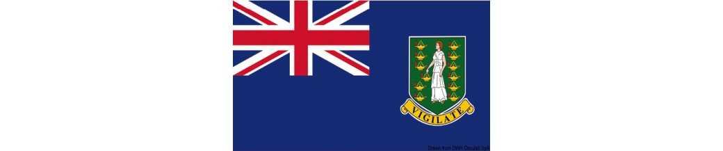 Pavillon Îles Vierges Britanniques nationale