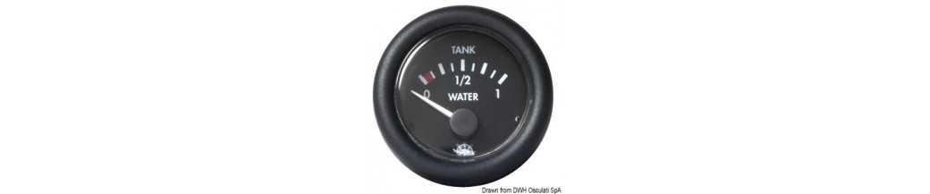 Jauge pour l'eau 10-180 ohm GUARDIAN