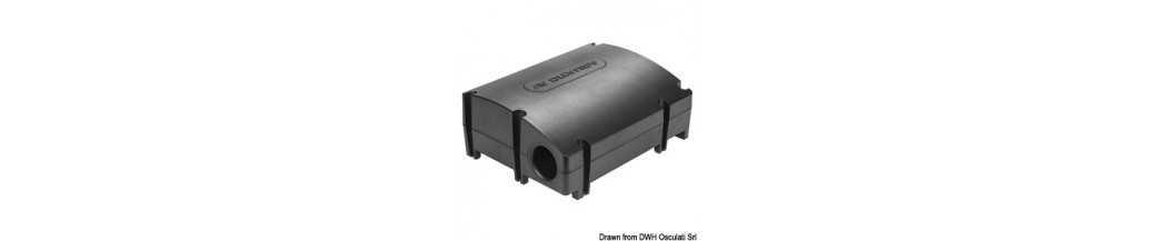 AQUATIC AV combiné stéréo caisson de basses et amplificateur