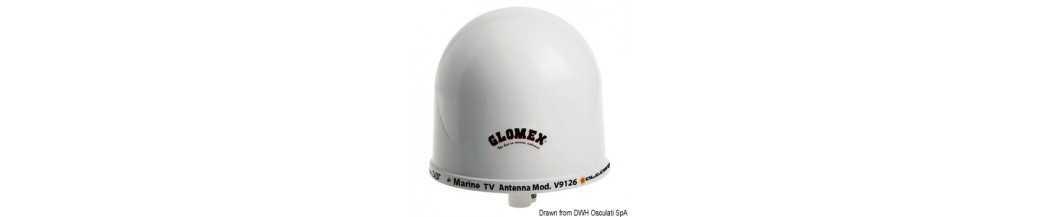 Antenne TV GLOMEX Altair AGC