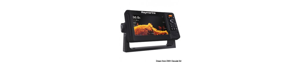 RAYMARINE Element HV 7', 9', 12' sonars