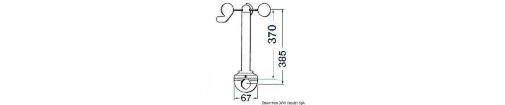 Transducteurs et capteurs pour instruments RAYMARINE